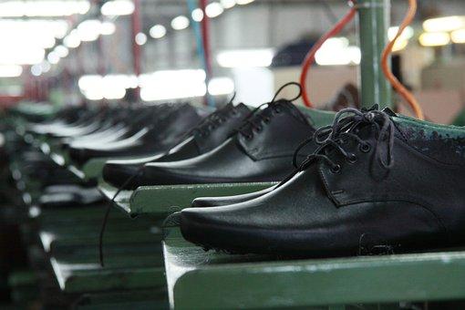 Shoes, New, Shoe Factory, Men's Shoes, Near Mint