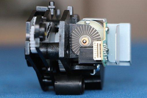 Small Mechanics, Section Wheel, Technology, Miniature