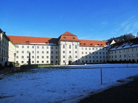 Klosterhof, Architecture, Switzerland, St Gallen