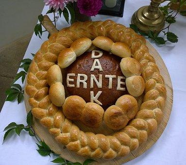 Thanksgiving, Harvest, Thanks, Church Year, Church