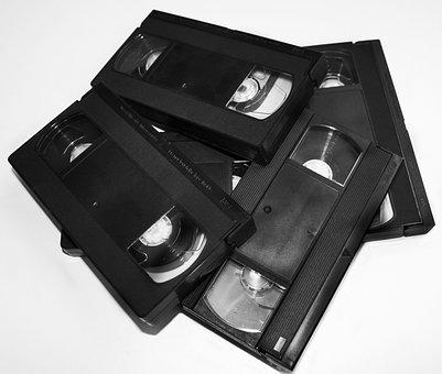 Video, Video Cassette, Cassette, Video Recorder, Vhs