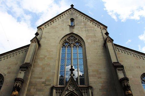 Construction Art, Basilica, Pillar Basilica, West Wing