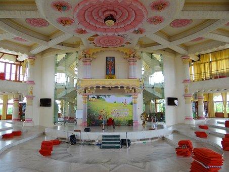 Art Of Living, International Center, Meditation Hall