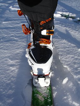 Touring Skis, Ski Touring Binding, Backcountry Skiiing