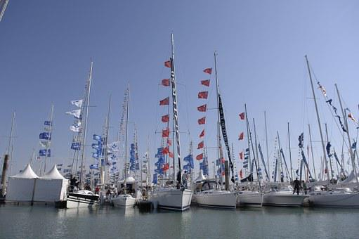 Boats, Great Bulwarks Of The Small Rock, Boat Show