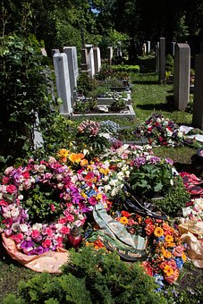Grave, Open, Excavated, Died, Buried, Graves, Cemetery