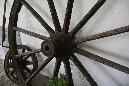 Wheels, Wood, Calash