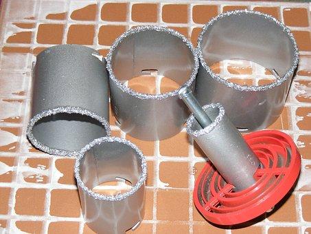 Abrasive, Carbide, Ceramics, Concrete, Core, Cutters