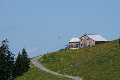Alpine, Economy, Berghaus, Nature, Hosting, Recovery