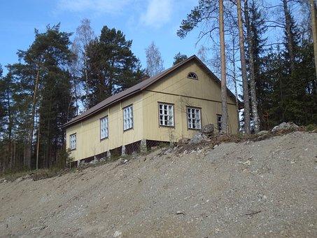Finland, Sysmä, S, Village Hall
