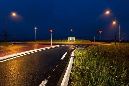Road, Reflective Bands, Poly Civil, Groningen