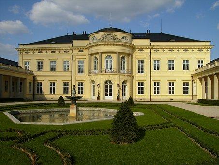 Fehérvárcsurgó, Károlyi Castle, Fejér County, Hungary