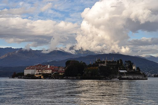 Isola Bella, Lago Maggiore, Stresa, Baveno, Italy