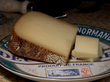 Abbaye De Belloc, Cheese, Milk Product, Food
