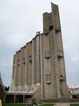 Church, Atypical Church, Modern Architecture