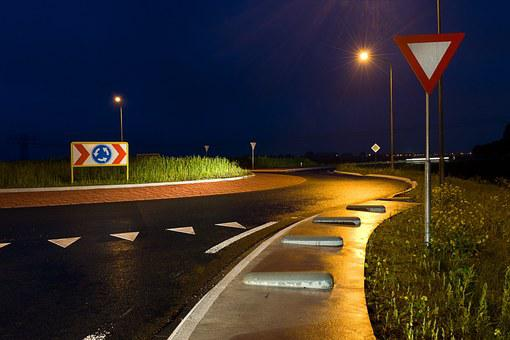 Road Surface Reflection, Groningen, Poly Civil