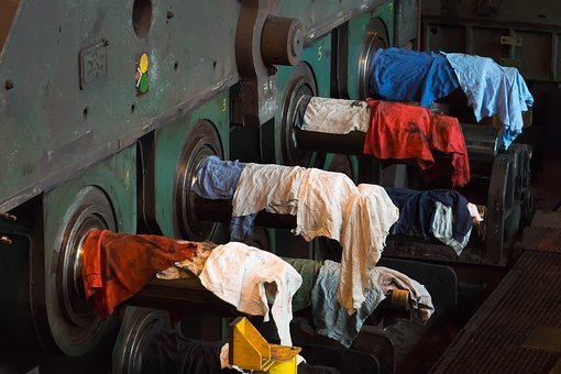 Color, Cloth, Straightening Machine, Rolling Mill, Rail