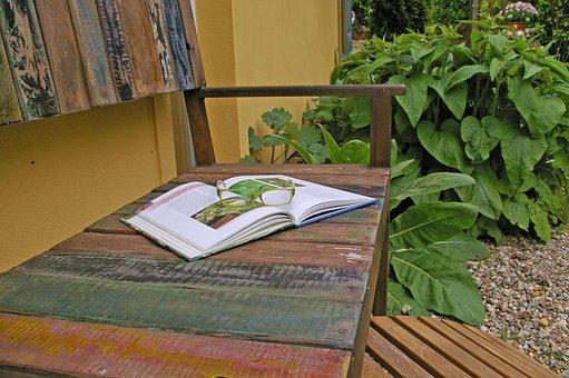 Garden Bench, Bank, Wooden Bench, Rest, Nature, Seat