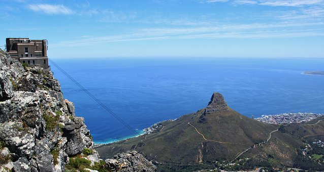 Table Mountain, South Africa, Landscape