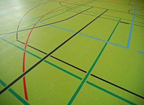 Sports Hall, Hall Floor, Multiple Hall, Tags, Gym