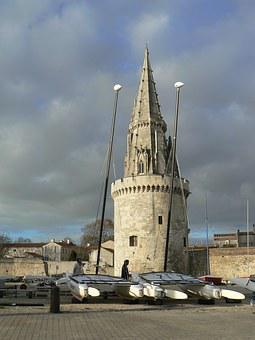 The Rochelle, Port, Charente-maritime, Tower