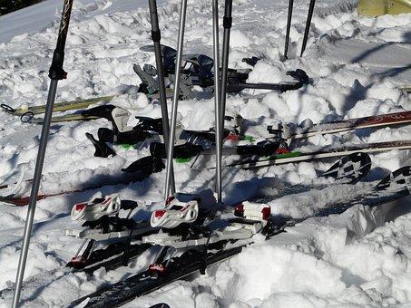 Ski, Touring Skis, Backcountry Skiiing, Snow, Winter