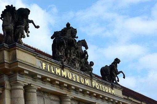 Berlin, Potsdam, Filmmuseum
