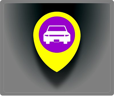 Location, Local, Plate, Identification, Soon, Car, Taxi