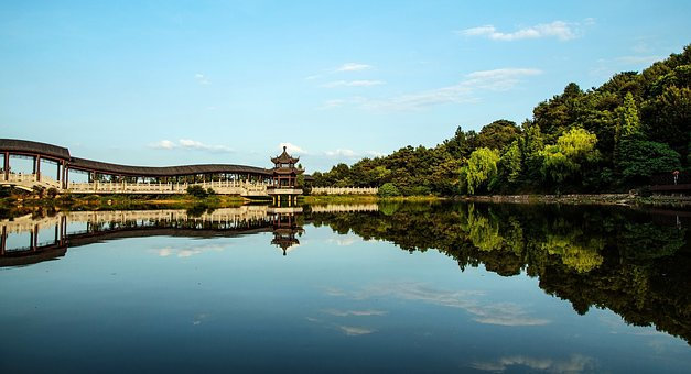 Changsha, Ancient Charm, Lake View