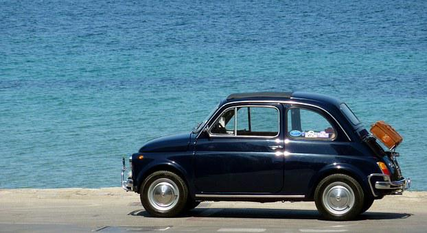 Auto, Vehicle, Vehicles, Fiat, 500, Cinquecento, Pkw