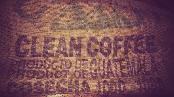 Costal, Coffee, Guatemala