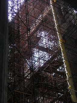 Construction, Building, Church, Barcelona, Cathedral
