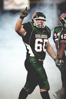 Football, American Football, Player, Team, Game, Sport
