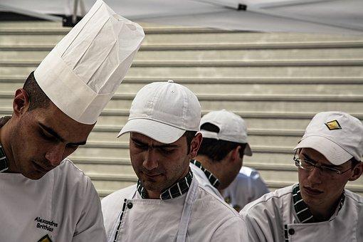 Human, Chefs, Faces, Men, Cook, Gastronomy