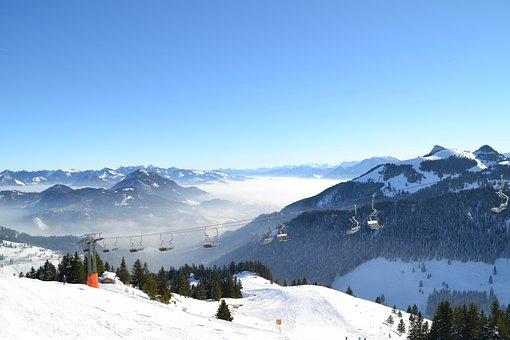Sudelfeld, Bayrischzell, Ski Area