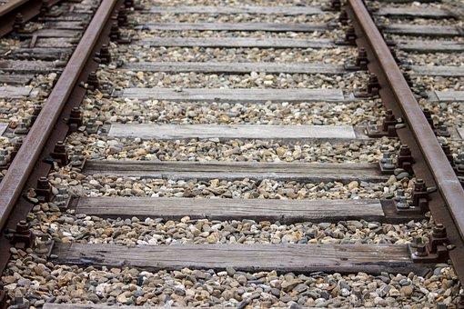 Track, Train, Rails, Transport, Train Track, Station