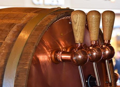 Barrel, Beverages, Beer, Wine, Tap, Oak, Wood