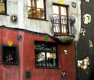 House, Building, Wall, Window, Facade, Architecture