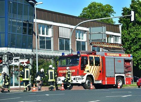 Fire, Fire Truck, Equipment, Auto, Tools, Rescue, Brand