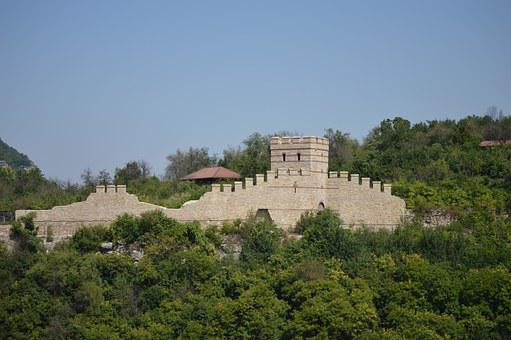 Veliko Turnovo, Castle, Europe, Fortress, Ancient