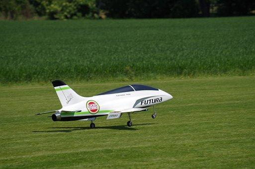 Aircraft, Fighter, Fly, Model, Landing