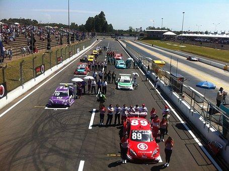 Stokcar, Corrida, Grid, Start, Autosport