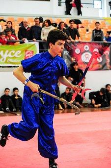 Martial Ates, Kick Boxing, Combat, Kungfu