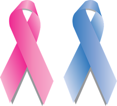 Cancer, Ribbon, Syndrome, Prevention, Support, Ards