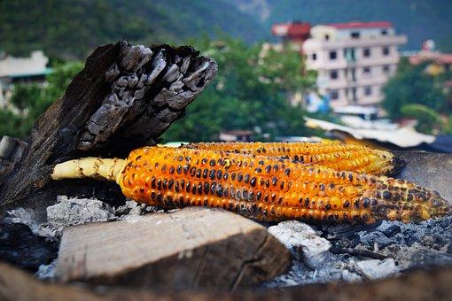India, Rishikesh, Travel, Uttarakhand, Food
