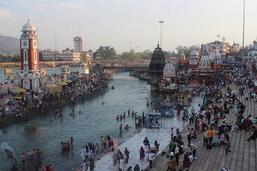 Haridwar, Ganga, India, Uttarakhand, River, Religious