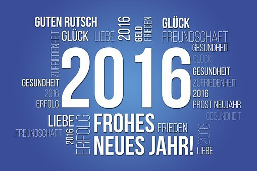 Silvester2016, New Year, New Year's Day, Neujahr2016
