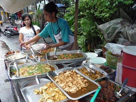 Bangkok, Eat, Food, Nutrition, Feed, Asia, Thailand