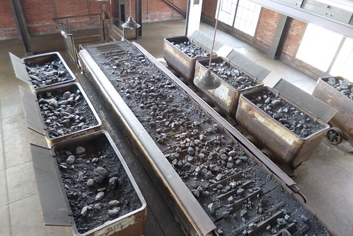 Mining, Carbon, Transport, Lore, Bill, Ruhr Area