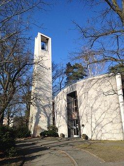 Berlin, Dahlem, Zehlendorf, Steglitz-zehlendorf, Church